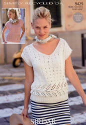 Sirdar Simply Recycled Double Knit Patterns