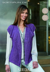 Sirdar Soft Spun Double Knit Patterns