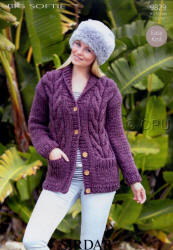 Sirdar Big Softie Patterns