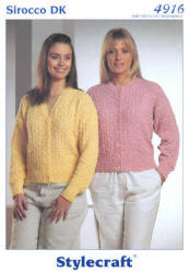 Stylecraft Sirocco Double Knit Patterns
