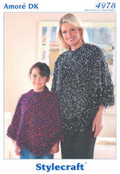 Stylecraft Amore Double Knit Patterns