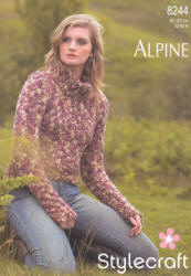 Stylecraft Alpine Patterns