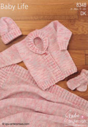 Stylecraft Baby Life Double Knit Patterns