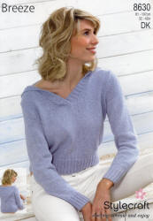 Stylecraft Breeze Double Knit Patterns