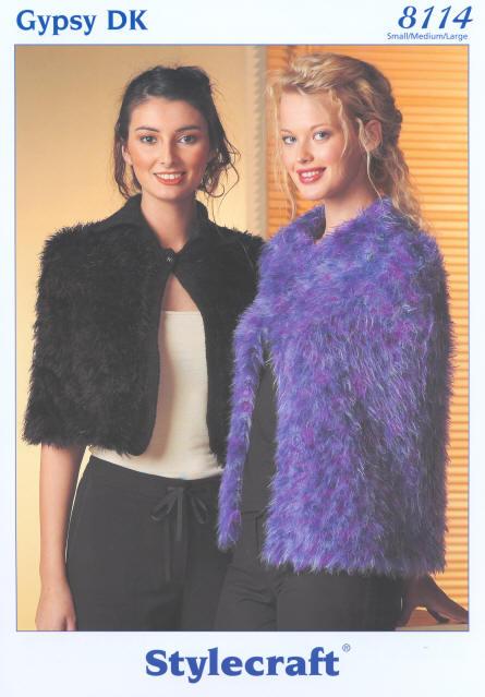 Stylecraft Gypsy Double Knit Pattern Leaflets