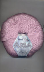 James C.Brett Aria Double Knit with Sequins yarn