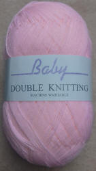 James C.Brett Baby Double Knit yarn 400g