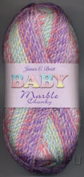 James C. Brett Baby Marble Chunky yarn