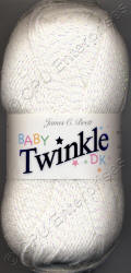 James C. Brett Baby Twinkle Double Knit yarn