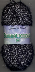 James C. Brett Bubbalicious Double Knit yarn