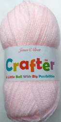 James C.Brett Crafter Double Knit yarn