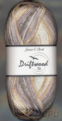 James C. Brett Driftwood Double Knit yarn