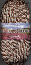 James C.Brett Highlander Chunky yarn