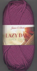 James C.Brett Lazy Days Super Chunky yarn