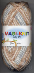 James C.Brett Magi-Knit Baby Double Knit yarn