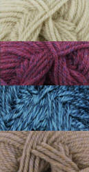 James C. Brett Merino Chunky yarn