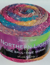 James C.Brett Northern Lights DK yarn