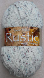 James C. Brett Rustic with Wool Aran yarn