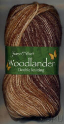 James C.Brett Woodlander Double Knit yarn