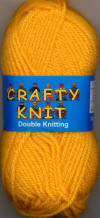 Crafty Knits Double Knit yarn