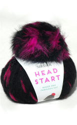 Sirdar Head Start Hat Yarn and Pompom yarn