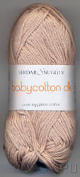 Sirdar Snuggly Cotton Double Knit yarn