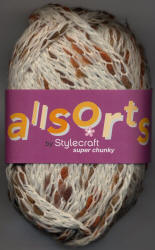 Stylecraft Allsorts Super Chunky yarn