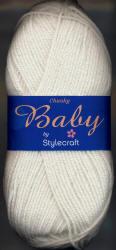 Stylecraft Baby Chunky yarn