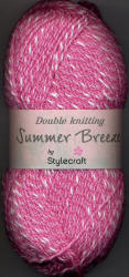 Stylecraft Summer Breeze DK yarn