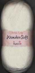 Stylecraft Wondersoft 2ply yarn